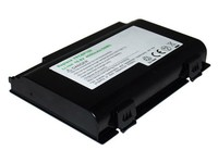 MicroBattery 6 Cell Li-Ion 10.8V 5.2Ah 56wh Laptop Battery for Fujitsu MBI54419 - eet01