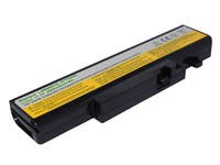 MicroBattery Laptop Battery for Lenovo 58Wh 6 Cell Li-ion 11.1V 5.2Ah MBI55180 - eet01