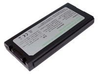 MicroBattery 9Cell Li-Ion 11.1V 7.8Ah 87wh Laptop Battery for Panasonic MBI55292 - eet01