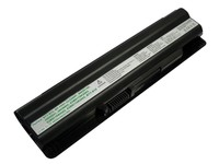 MBI55303 MicroBattery 6 Cell Li-Ion 11.1V 4.4Ah 49wh Laptop Battery for MSI - eet01