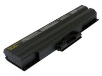 MicroBattery 6 Cell Li-Ion 10.8V 5.2Ah 56wh Laptop Battery for Sony MBI55367 - eet01