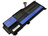 MicroBattery 8 Cell Li-Ion 14.8V 3.6Ah 53wh Laptop Battery for Dell MBI55927 - eet01