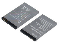MicroBattery Mobile Battery for Nokia Li-Ion 3.7V 860mAh 3wh MBMOBILE1016 - eet01