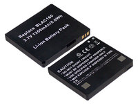 MicroBattery PDA Battery for HTC 1Cell Li-Ion 3.7V 1.35Ah 5.0wh MBP1142 - eet01