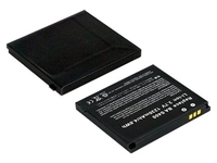 MBP1151 MicroBattery PDA Battery for HTC 1Cell Li-Ion 3.7V 1.2Ah 4.44wh - eet01