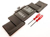 MicroBattery Laptop Battery for Apple 100Wh Li-Polymer 11.36V 8.7Ah MBXAP-BA0021 - eet01