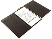MicroBattery IPad 2 Battery 24.7wh 3.8V 6500mAh Li-Polymer. MBXAP-BA0028 - eet01
