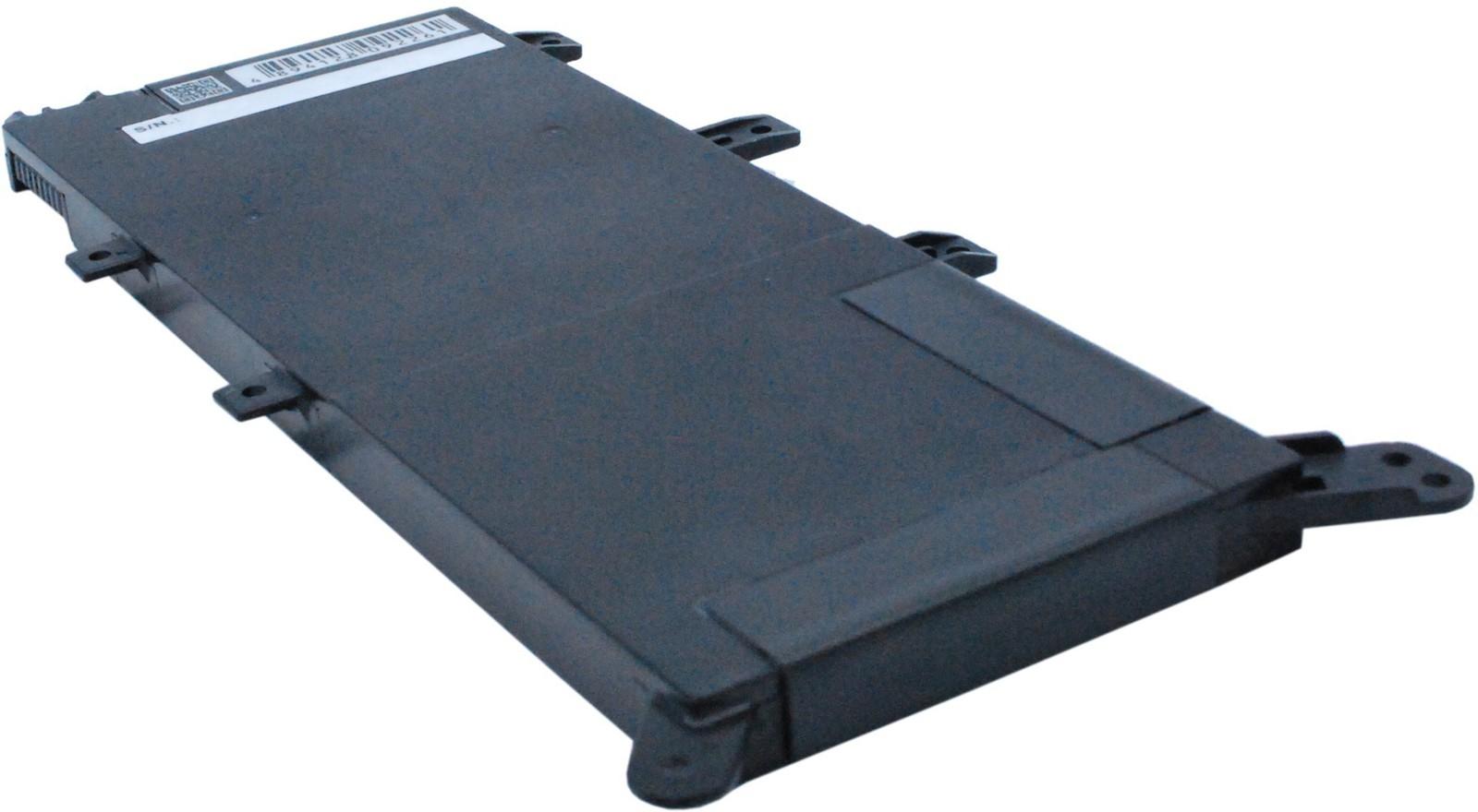 MicroBattery Laptop Battery for Asus 36.48Wh Li-Pol 7.6V 4800mAh MBXAS-BA0135 - eet01