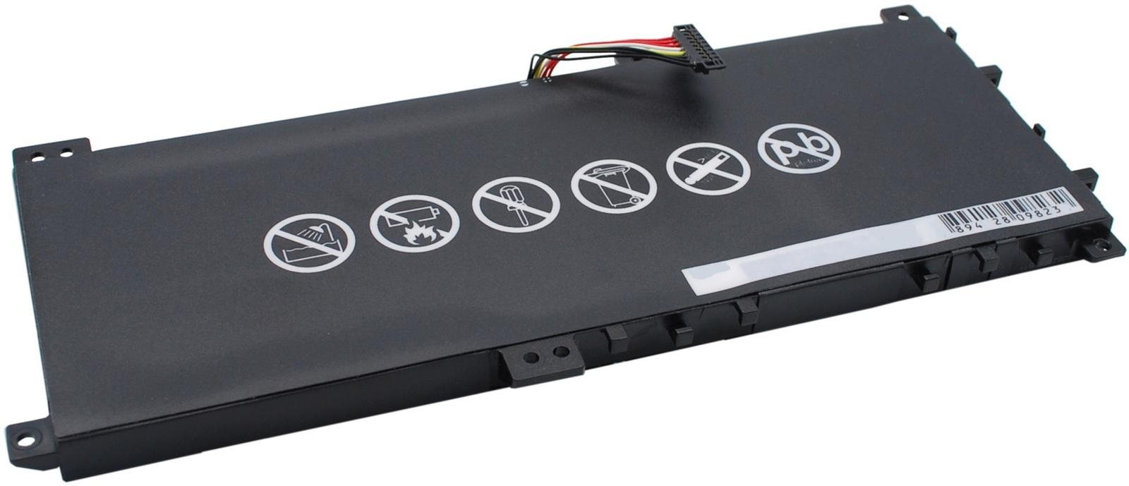 MicroBattery Laptop Battery for Asus 37.87Wh Li-Pol 7.5V 5050mAh MBXAS-BA0142 - eet01