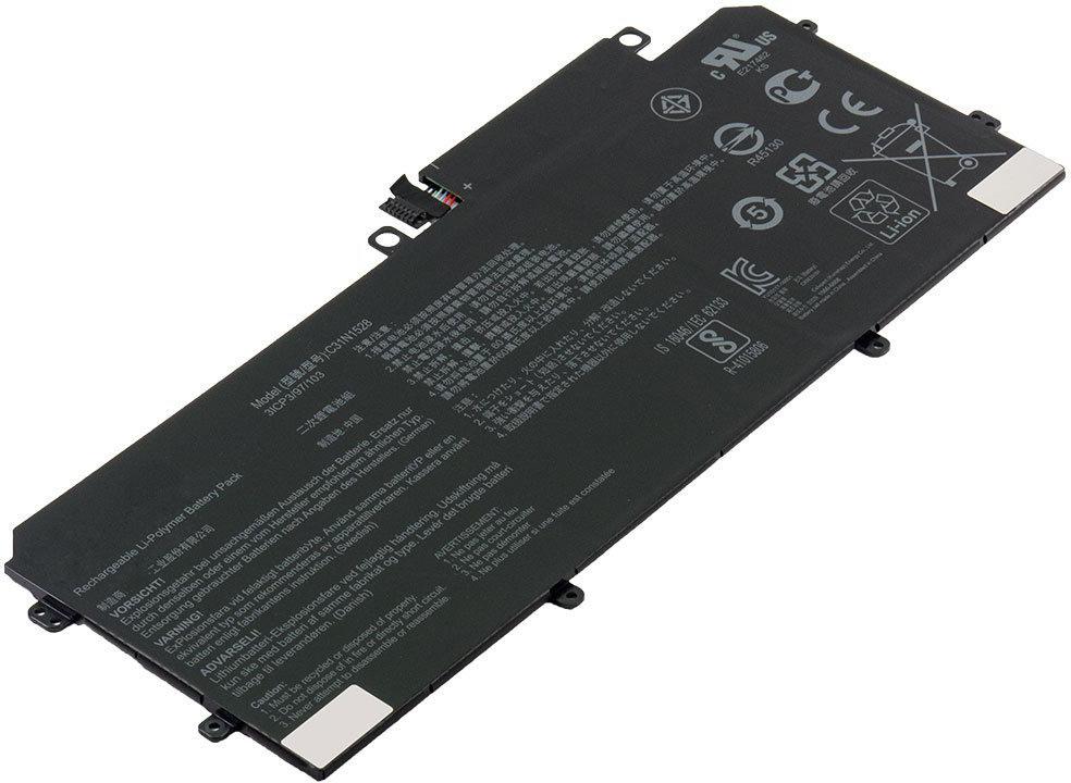 MicroBattery Laptop Battery for Asus 54Wh Li-ion 11.5V 4545mAh MBXAS-BA0155 - eet01