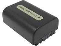 MicroBattery 4.8Wh Sony Camera Battery Li-ion 7.4V 650mAh MBXCAM-BA426 - eet01