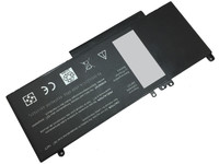MicroBattery Laptop Battery for Dell 38Wh 4 Cell Li-Pol 7.4V 5.2Ah MBXDE-BA0012 - eet01