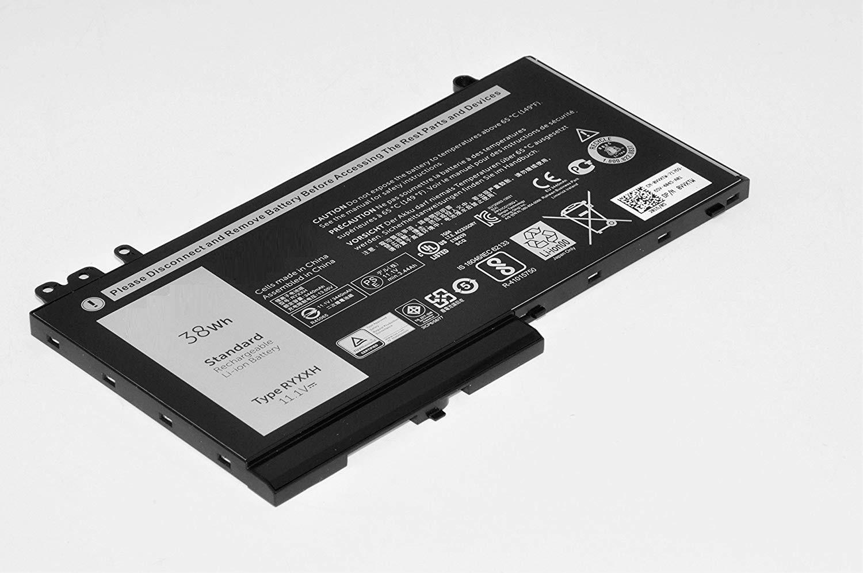 MicroBattery Laptop Battery for Dell 38Wh 3 Cell Li-Pol 11.1V 3.4Ah MBXDE-BA0022 - eet01
