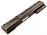 MicroBattery 63Wh HP Laptop Battery 8 Cell Li-ion 14.4V 4.4Ah MBXHP-BA0012 - eet01