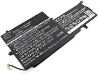 MicroBattery Laptop Battery for HP 56Wh 3Cells Li-Pol 11.4V 4.9Ah MBXHP-BA0051 - eet01