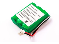 MicroBattery 3 Cell Ni-MH 3.6V 1.0Ah 3.6wh Phone Battery for Huawei MBXHU-BA0001 - eet01