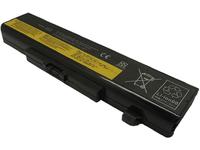 MicroBattery 6 Cell Li-Ion 10.8V 4.4Ah 48Wh Laptop Battery for Lenovo Edge MBXLE-BA0006 - eet01