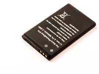 MicroBattery Battery for Mobile 3.3Wh Li-ion 3.7V 900mAh MBXMISC0015 - eet01