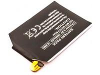 MicroBattery 10.6Wh Mobile Battery Li-Pol 3.8V 2800mAh MBXMO-BA0012 - eet01