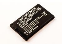MicroBattery 4.1Wh Mobile Battery Li-ion 3.7V 1100mAh MBXNOK-BA0017 - eet01