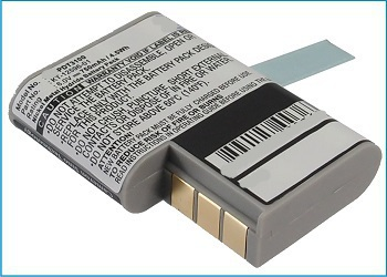 MicroBattery 4.5Wh SYMBOL Scanner Battery Ni-MH 6V 750mAh MBXPOS-BA0309 - eet01