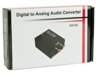 MC-DAC MicroConnect Digital to Analog Converter  - eet01