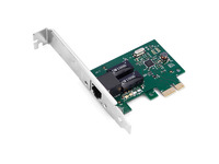 MicroConnect Gigabit PCIe network card Main chip : Realtek 8111E MC-DR8111E - eet01