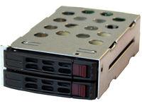 "Supermicro 2x 2.5"" Hard Disk Drive Kit For 826B Series Chassis MCP-220-82609-0N - eet01"