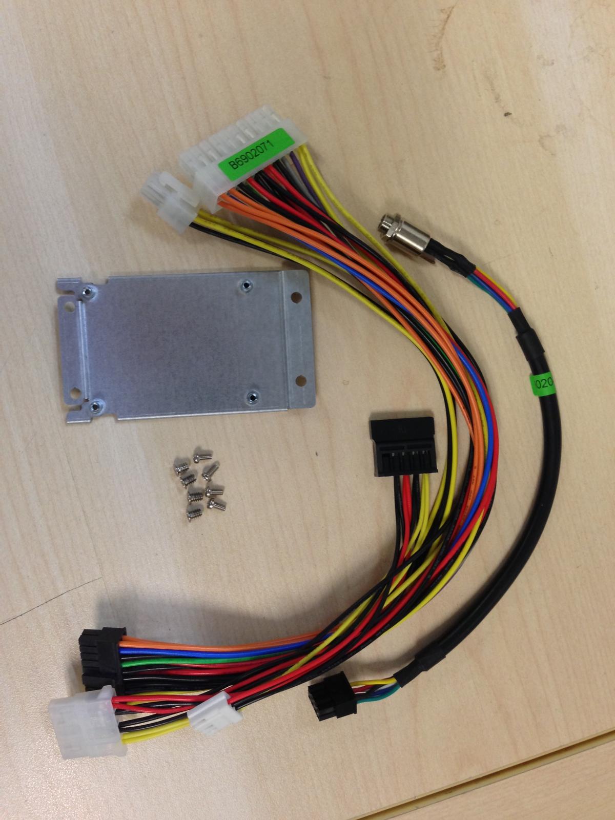 Supermicro 80W DC-ATX PWR Board  MCP-250-10103-0N - eet01