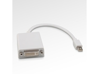 MDPDVI MicroConnect Mini Displayport-DVI M-F 15cm White - eet01