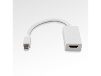 MDPHDMI MicroConnect Mini Displayport-HDMI M-F 15cm With Audio - eet01