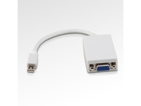MicroConnect Mini Displayport-VGA M-F White Active, 200mm MDPVGA2 - eet01