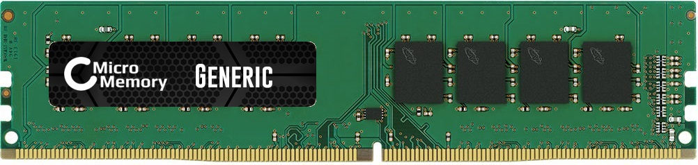 MicroMemory 8GB Module for HP 2400MHz DDR4 MMHP041-8GB - eet01