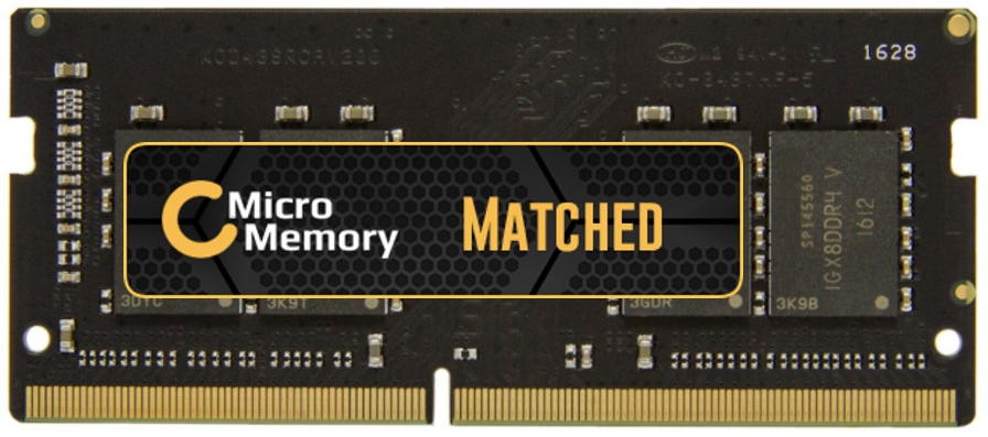 MicroMemory 8GB Module for HP 2133MHz DDR4 MMHP184-8GB - eet01