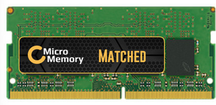 MicroMemory 8GB Module for HP 2400MHz DDR4 MMHP195-8GB - eet01