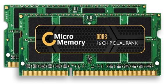 MicroMemory 8GB Memory Module 1333MHz DDR3 MMKN038-8GB - eet01