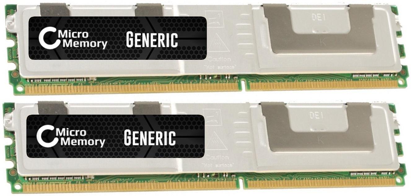 MicroMemory 4GB Module for Lenovo 667MHz DDR2 MMLE011-4GB - eet01
