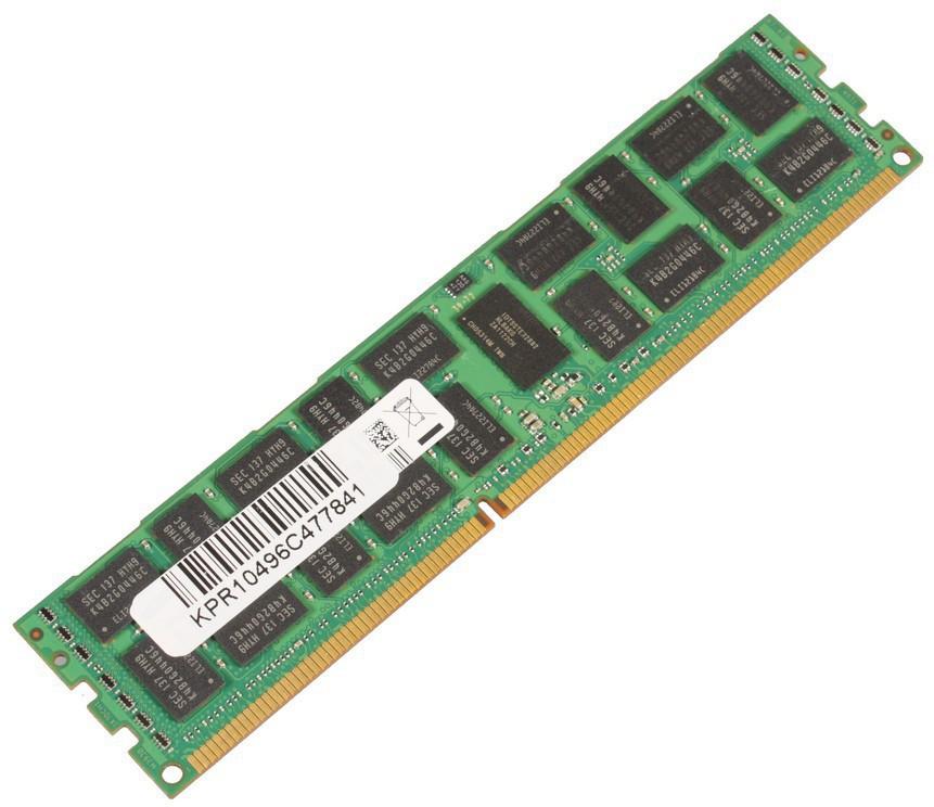 MicroMemory 8GB Module for Lenovo 1333MHz DDR3 MMLE045-8GB - eet01