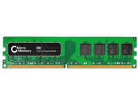 MicroMemory 2GB DDR2 PC2 5300 667MHz DIMM 240Pin 1.8V 128x8 CL5 MMST-240-DDR2-5300-128X8-2GB - eet01