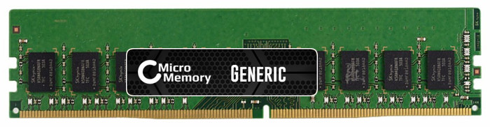 MicroMemory 4GB DDR4 PC4 17000 2133MHz DIMM 288Pin 1.2V 512x8 CL15 MMST-288-DDR4-17000-512X8-4GB - eet01