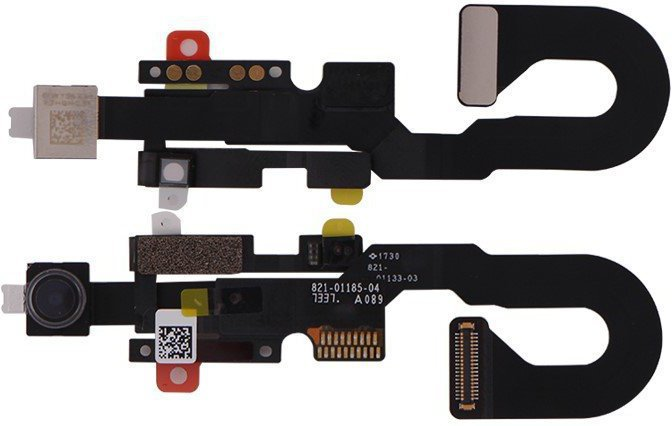 MicroSpareparts Mobile Iphone 8 Front camera flex  MOBX-IP8G-INT-9 - eet01