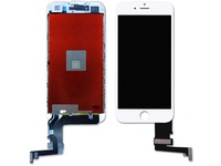MicroSpareparts Mobile IPhone 7 LCD Assembly White  MOBX-IPO7G-LCD-W - eet01