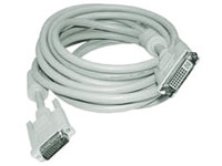 MONAB2 MicroConnect DVI-I (DL) 24+5PIN 2m M-F DIGITAL 2 CHANEL + 1 ANALOG - eet01