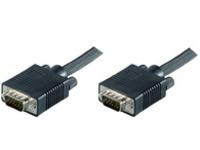 MONGG3B MicroConnect SVGA HD15 3m M-M Black DoubleShielded 1900x1200 - eet01