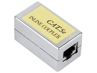 MPK100FTP MicroConnect Adapter RJ45-RJ45 F/F 8C/8P FTP Connection F/F - eet01