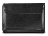 Maroo Premium Leather Sleeve Surface 3 Black MR-MS3206 - eet01