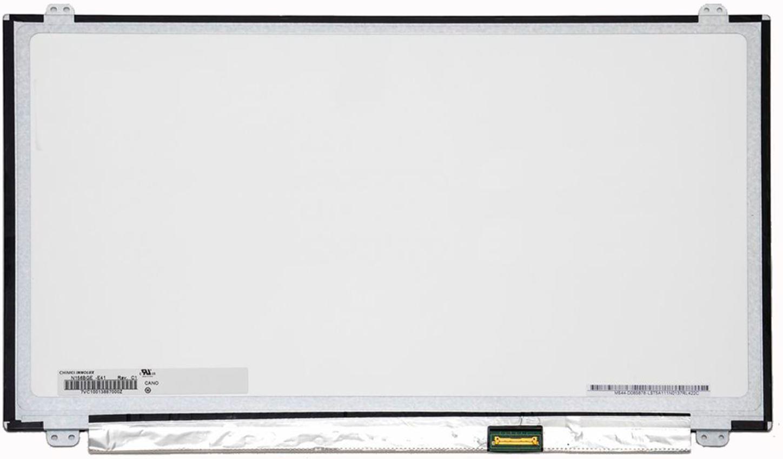 """MicroScreen 15,6"""" LED WXGA HD Glossy 2x2 Bragtet TOP AND BOTTOM MSC35933 - eet01"""