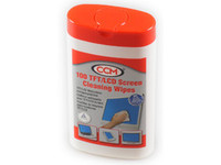 MicroSpareparts Screen Cleaning Wipes 100 wet wipes 120x80mm MSP-120 - eet01
