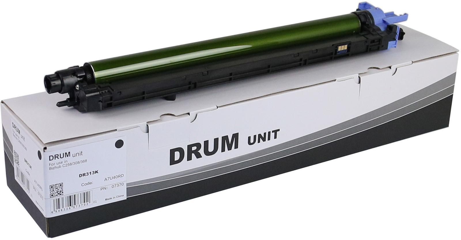 MicroSpareparts Black Drum Unit DR313K MSP7370 - eet01