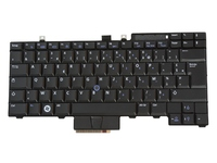 MSPKE64011 MicroSpareparts Keyboard French Dell Latitude E6400 - eet01